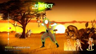 Gambar cover Just Dance 4 DLC - The Lazy Song - Bruno Mars - 5 Stars