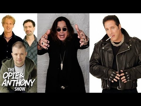 Opie & Anthony - Fake Ozzy Meets Andrew Dice Clay