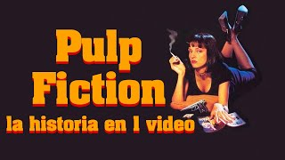 Pulp Fiction: La Historia en 1 Video