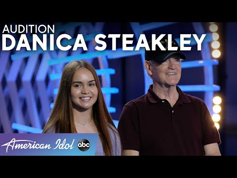 Danica-Steakleys-Dad-Gets-Angry-At-Judges-When-He-Hears-The-Result-American-Idol-2021