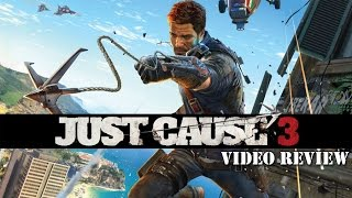 Review: Just Cause 3 (PlayStation 4, Xbox One & Steam)