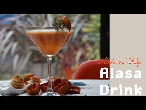 NDUDU'S PERFECT ALASA MOCKTAIL  (African Star Fruit juice)