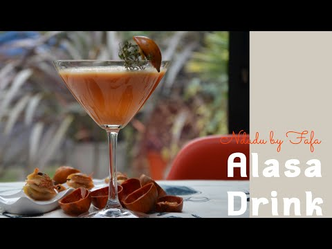 NDUDU'S PERFECT ALASA MOCKTAIL  (African Star Fruit juice)