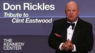 Clint Eastwood Tribute - Don Rickles - 2000 Kennedy Center Honors