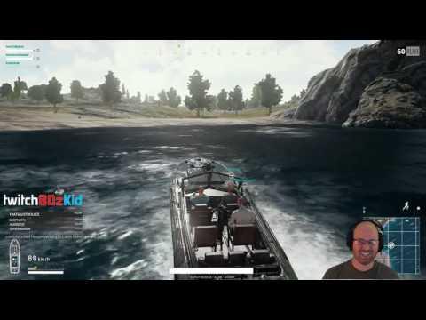 Battlegrounds: Boat Repo Men