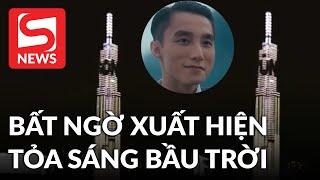 Fan 'phổng mũi' tự hào khi tên Sơn Tùng M-TP tỏa sáng trên tòa nhà cao nhất Đông Nam Á