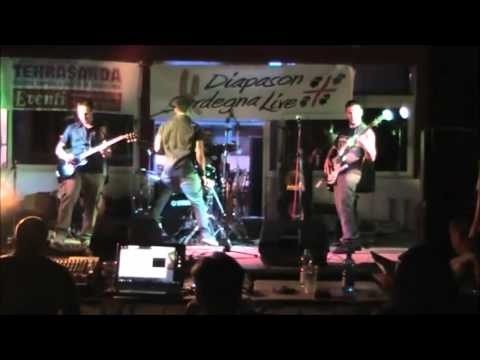 Deepest Goodbye - Archetype Fall (Live at Diapason Music Contest 18.07.2014)