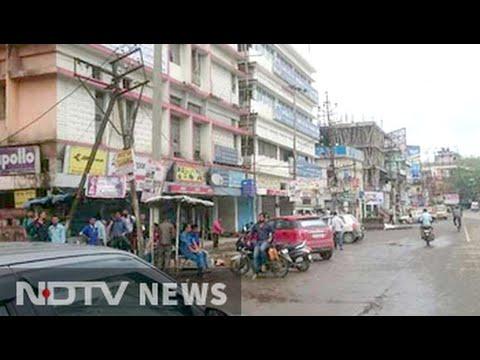 Assam's Tinsukia shuts