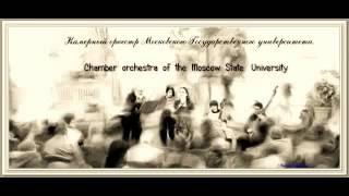 A. Scarlatti,  А.Vivaldi,Giovanni Pergolesi - Chamber orchestra
