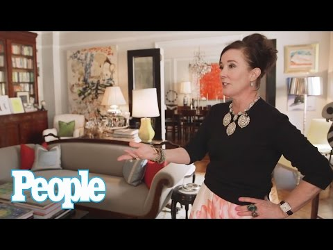 Inside Kate Spade's Artsy New York Apartment | Hollywood at Home | People