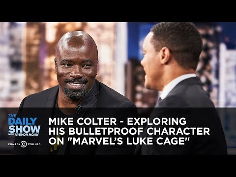 Mike Colter  Exploring His Bulletproof Character on