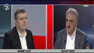 Başkent Kulisi - Hayati Yazıcı - 8 Ocak 2017