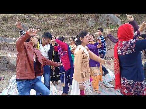 Dogri dance Dhol behan ......Reasi