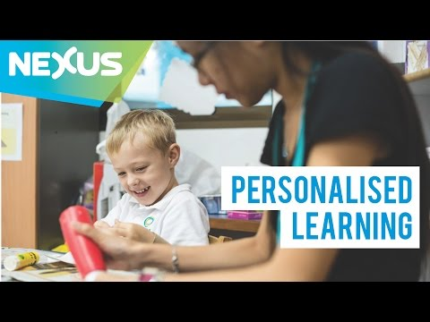 Personalising Student Learning to Celebrate Individuality – Nexus Exploration