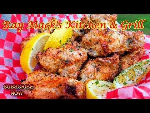 Magic Chef Air Fryer / Easy Lemon Pepper Chicken Wings recipe