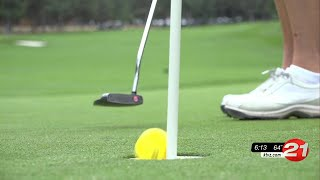 'Lucky 13' golfers have made holes-in-one at Bend's Awbrey Glen since May