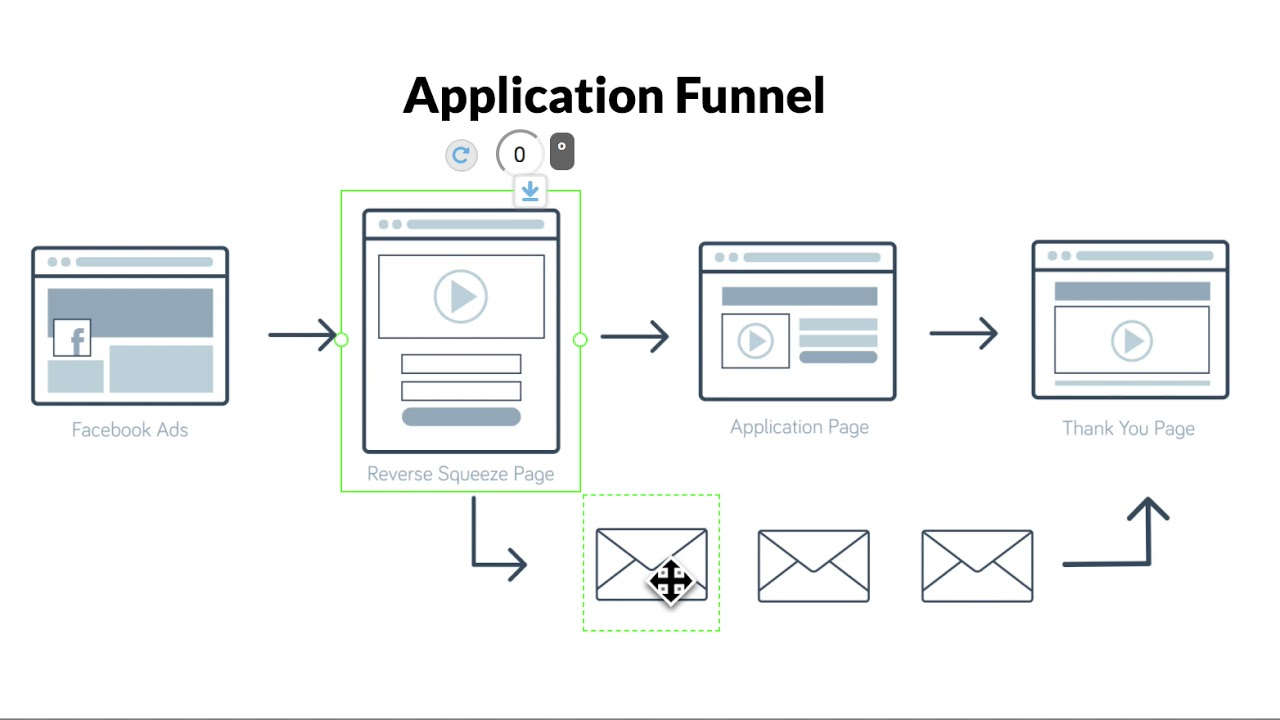 BuilderAll Funnels - Click On The Menu to Start Your Guide