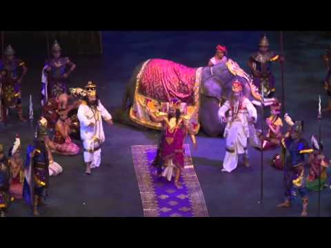 Agung Theater, Bali Safari and Marine Park