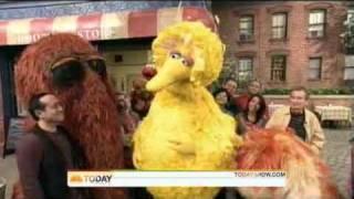 Sesame Street Celebrates 40 Years