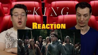 The King - Final Trailer Reaction / Review / Rating