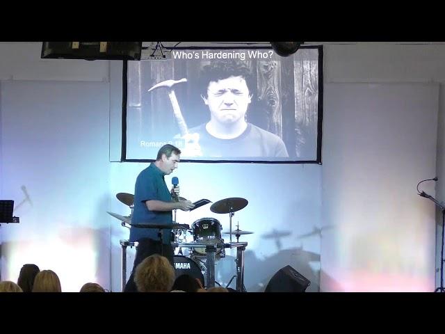 Ps Darin Browne - The Hardening