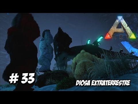 EL REGRESO DE LA DIOSA EXTRATERRESTRE! LA BATALLA CONTRA ALIENS // ARK 3 mod serie #33 - Español