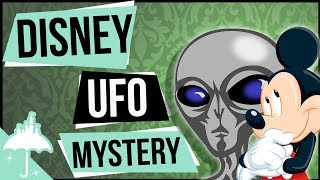Disney's SECRET UFO Documentary and Mysterious Convention