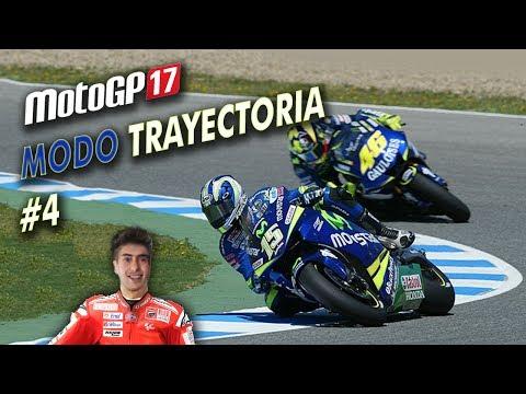 """TÓ CHETADOS   MotoGP 17 Modo Manager """"El Chino Cudeiro""""   #4"""