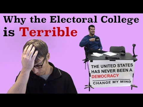 Why the Electoral