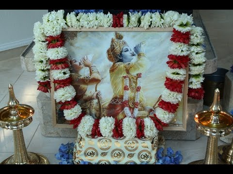 2016-08-25: Janmashtami Celebration at the SAT Temple