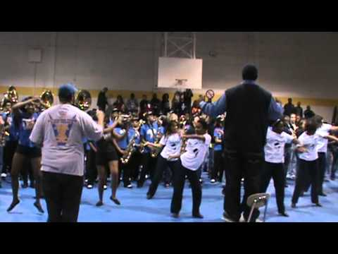 SouthWest Edgecombe High School Band/ Plymouth High School Band (Unity Song[Velvet Rope])