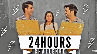 24 Hours Challenge | Rimorav Vlogs