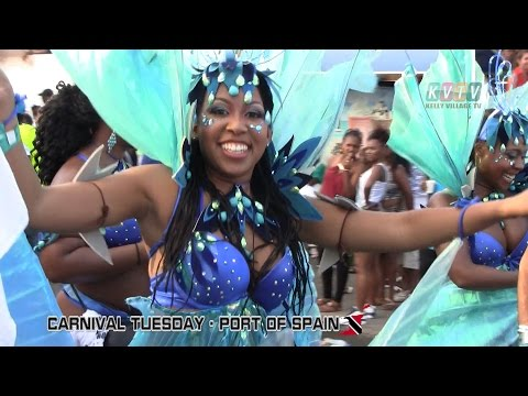 Carnival Tuesday - Port of Spain - Trinidad 2016