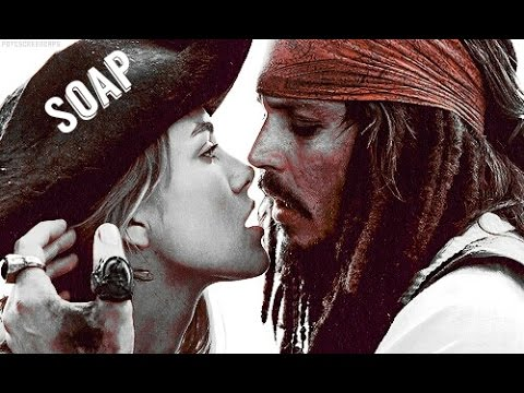 Jack Sparrow & Elizabeth Swann II  Wash My Mouth Out With Soap