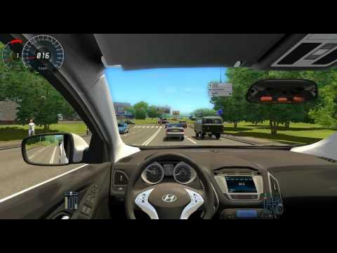City Car Driving 1.2.5 Hyundai Ix35