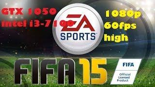 FIFA15(PC)(GTX 1050)