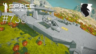 ANNOUNCMENT, SCOUT & BEAM MINING :: Space Engineers Survival :: Ep. 738