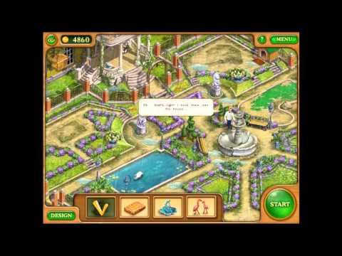 Gardenscapes Hidden Objects » Seek and Find » Tycoon » Playrix Games » Premium »episode 17