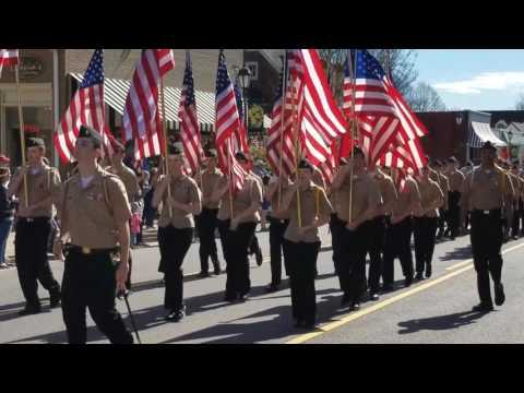 Daffodil parade 2017 Gloucester,Va.