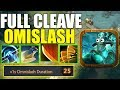 BEST COMBO OMNISLASH CLEAVE Ability Draft Dota 2