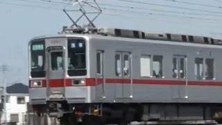【爆音電車と静粛電車】東武スカイツリーライン春の快走。界磁チョッパ車がダントツのBAKUON!