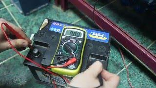 видео Эксплуатация автомобильного аккумулятора