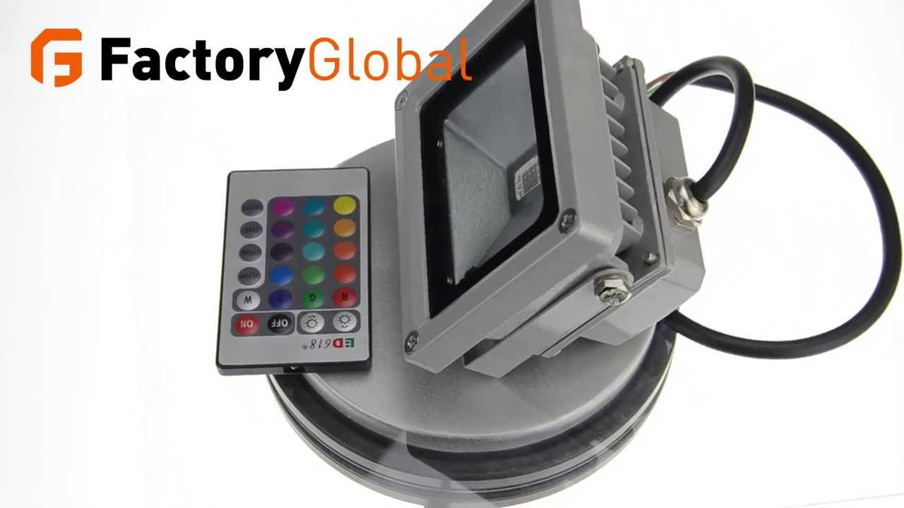 10w waterproof floodlight landscape lamp rgb led flood light outdoor 10w waterproof floodlight landscape lamp rgb led flood light outdoor led flood lamp youtube mozeypictures