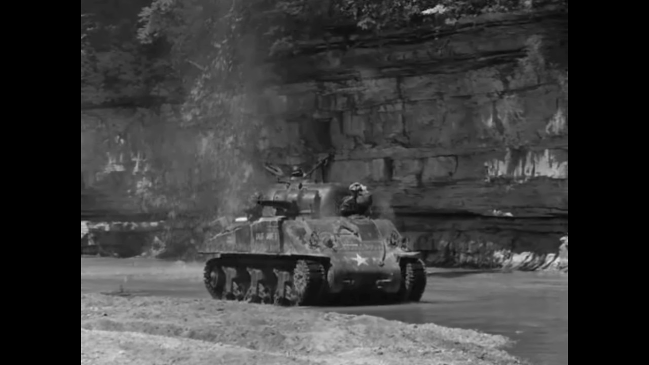 War Movie : The Tanks Are Coming (1951)