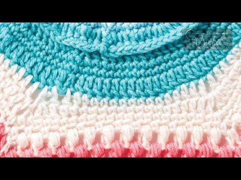 Crochet Study of Planet Earth: Week 2