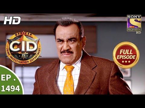 CID - Ep 1494 - Full Episode - 4th February, 2018