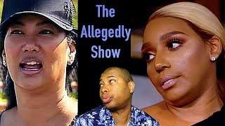 The Allegedly Show: Kimora Kardashian, Nene's Nonsense & More Celebrity Gossip