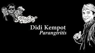 Endank Soekamti Feat Didi Kempot  Parangtritis Lirik Jawa