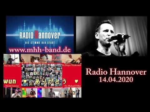 Radio Hannover und MHH Band gegen Corona