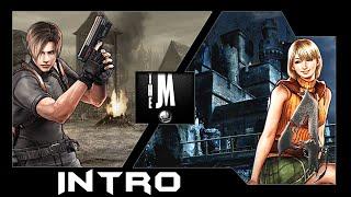 Resident Evil 4 -Intro Teste- Desafio NO DAMAGE. (Avaliação)